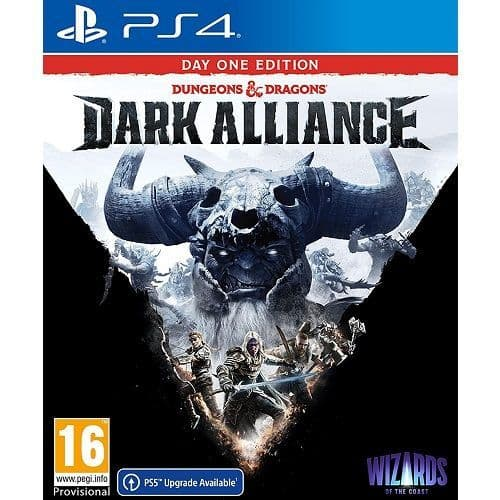 Dungeons and Dragons Dark Alliance PS4 Game